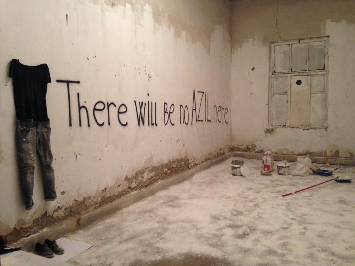 asylum marina markovic boris sribar performance gallery art ist private public existential rights albania